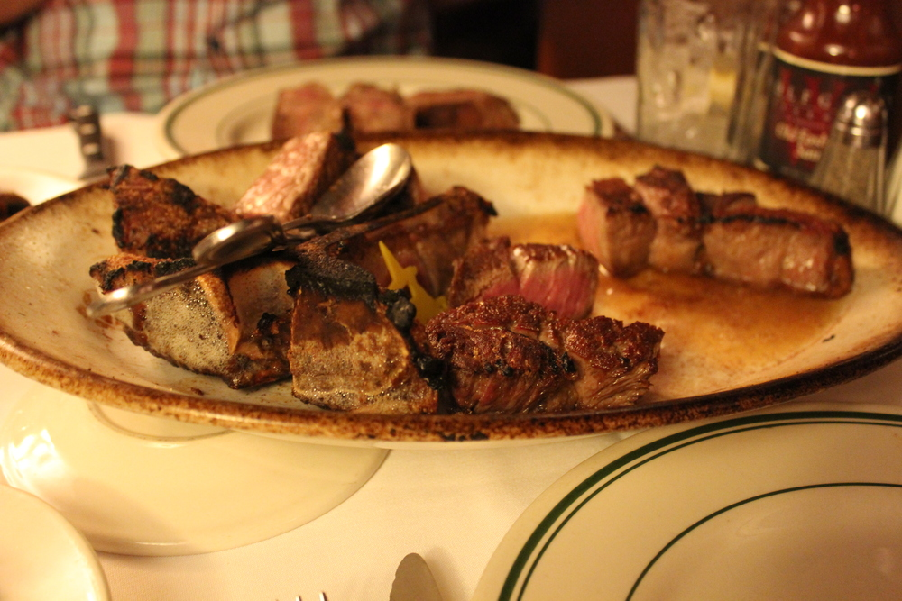 Porterhouse Steak for Two...