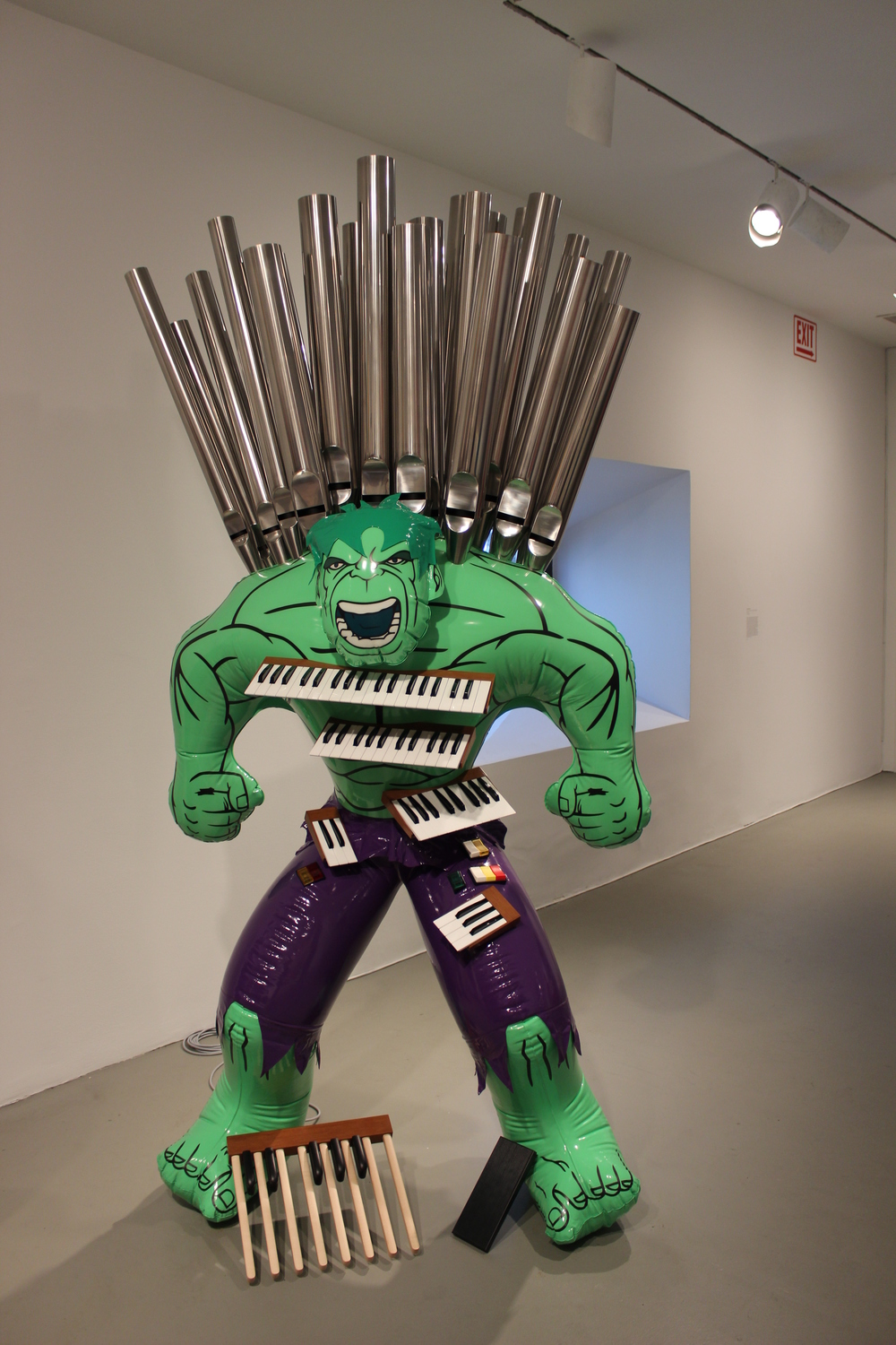 Hulk OUT Organ