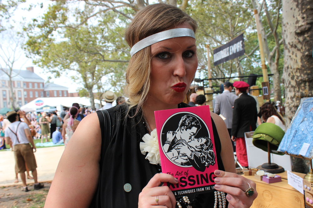 Clearly, Miranda does not need a book