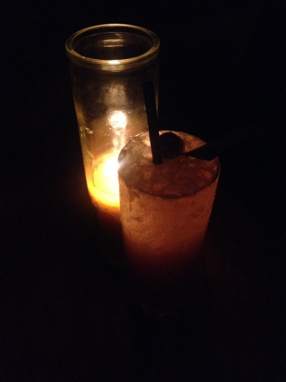 Zacapa Tiki Cocktail