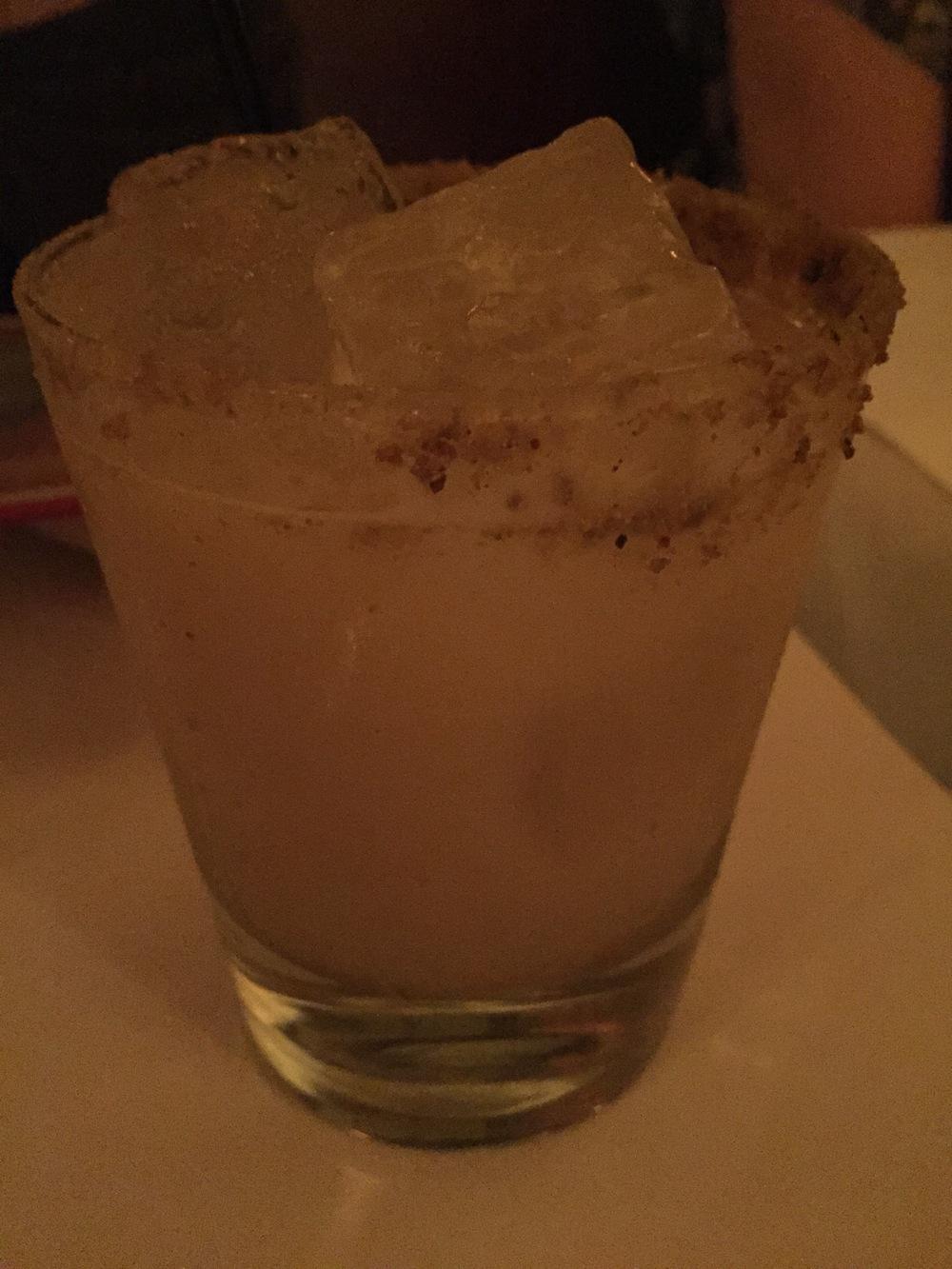 Pistachio Margarita