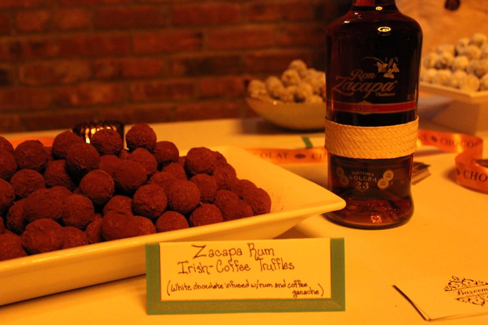 Delicious Truffles from Baseema Chocolates