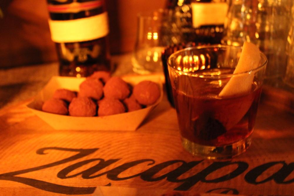 Zacapa Rum Old Fashioned