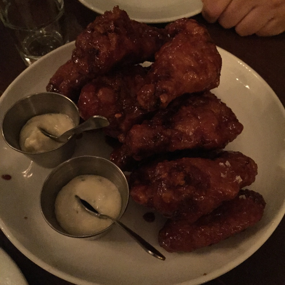 Distilled Wings