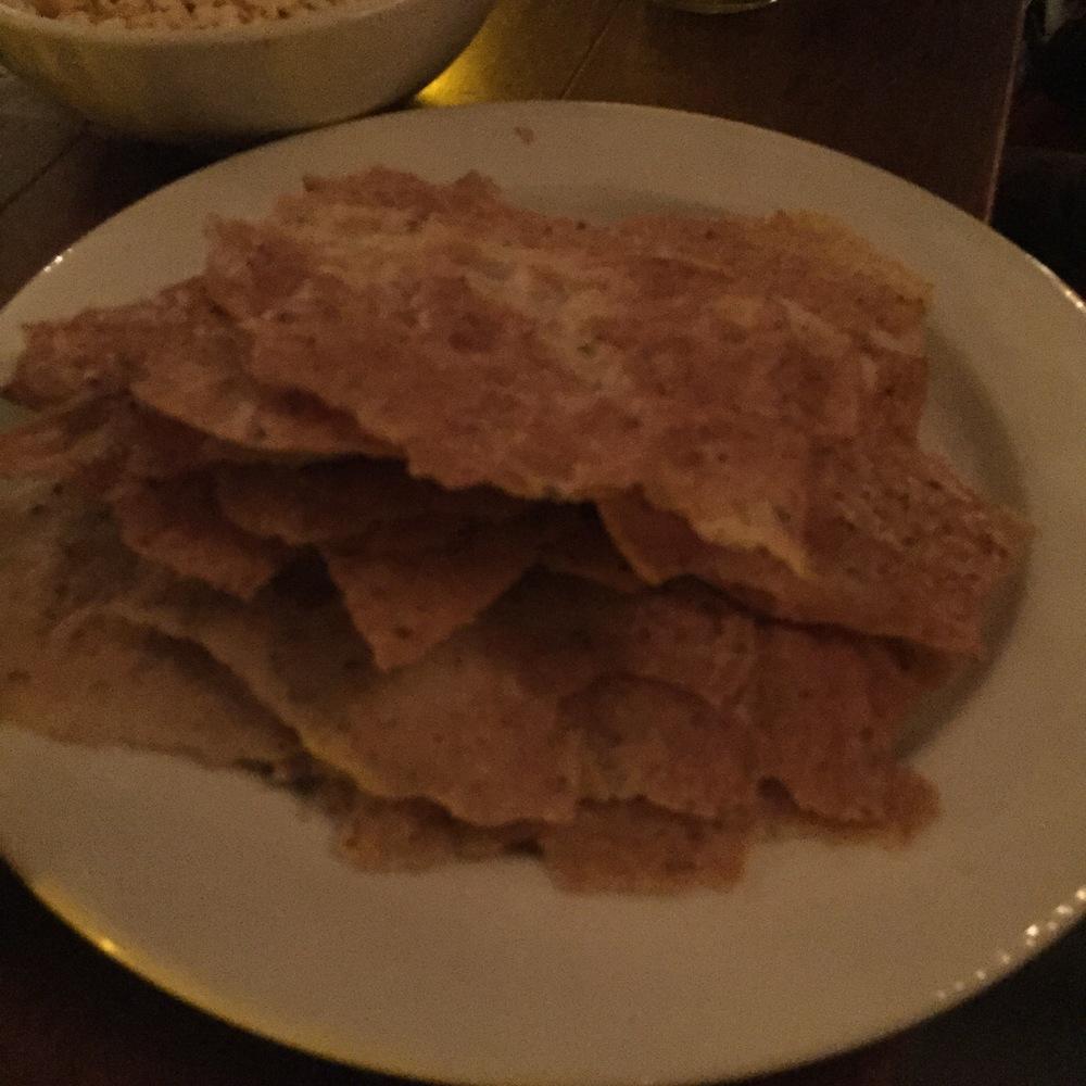 Caraway Crackers