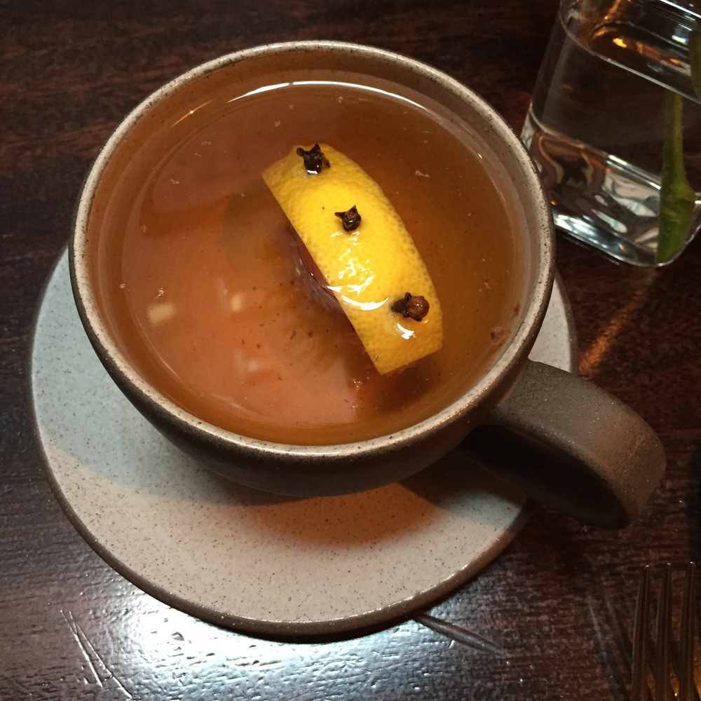 Zacapa Rum Hot Toddy