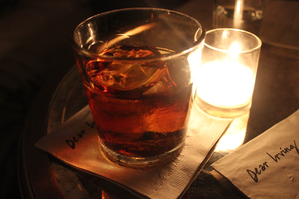 Zacapa Old Fashioned