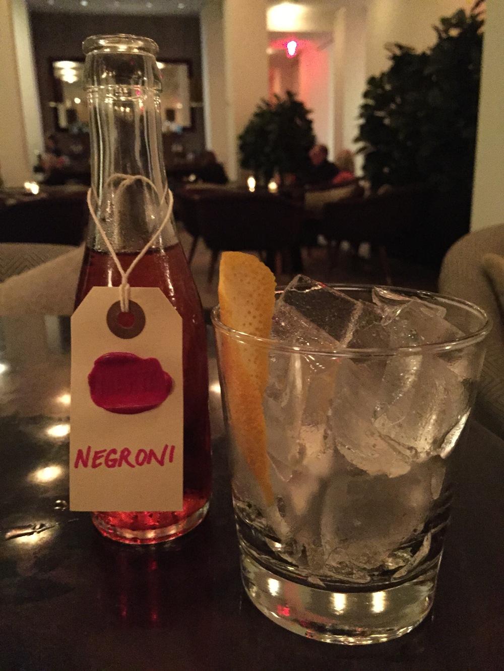 #NegroniWeek Baby!