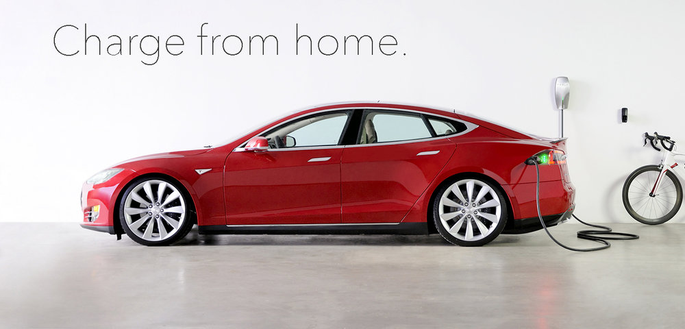 Tesla Electric Home Charger