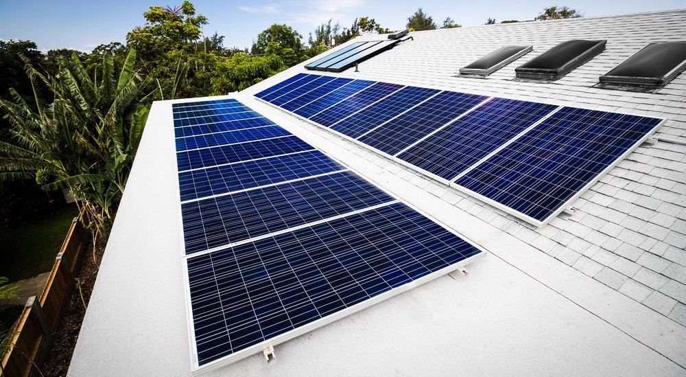 solar Kauai hawaii tesla