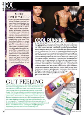Health News, FASHION February 2015