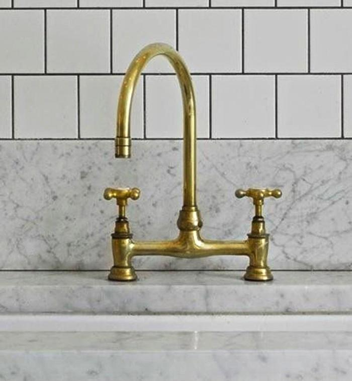 Remodelista - 5 Favourite Brass Faucets