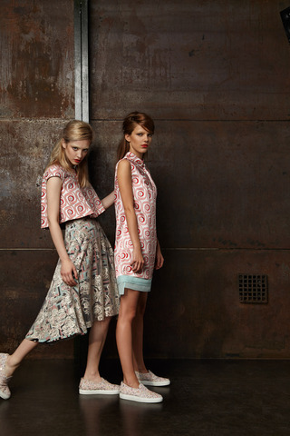 Talbot Runhof's resort collection is looking fabulous! Click to see the full collection and review of Resort 2015.