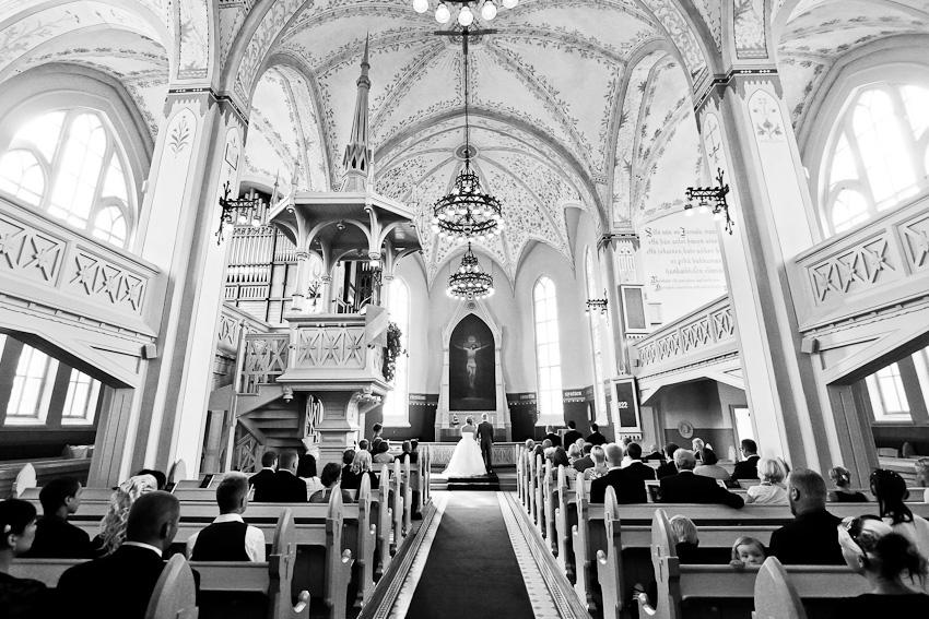 Häät elokuussa 2014. © Joona-Pekka Hirvonen