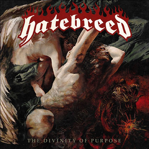 Hatebreed  will release their brand new full length album,  The Divinity of Purpose , on January 29th 2013 on Razor & Tie.