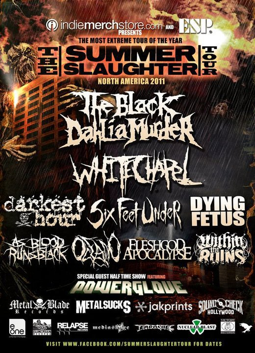 Who should I interview at Summer Slaughter?