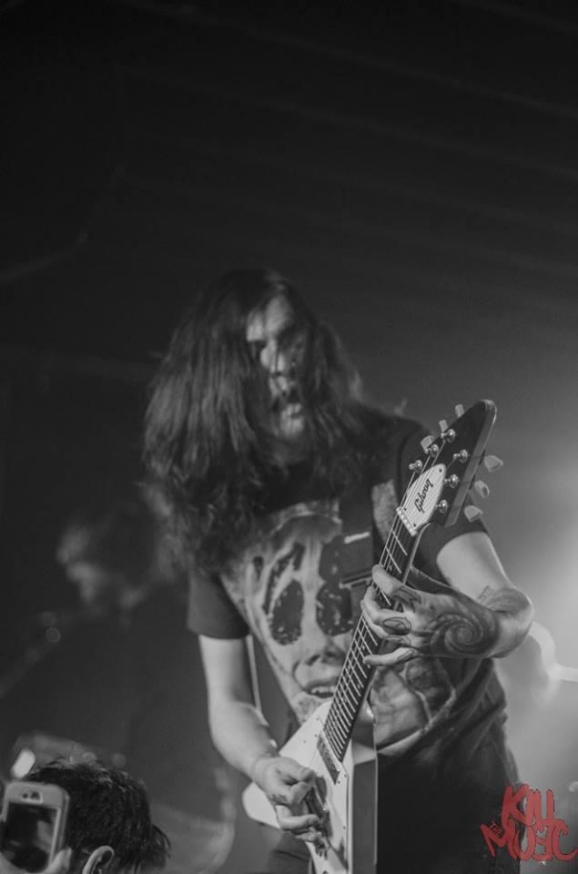 Guitarist Thomas Erak integrating his own talent into Chiodos' signature sound