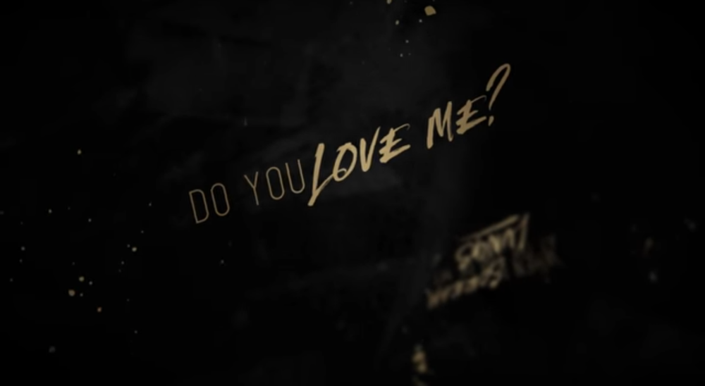 As love as you love me lyrics