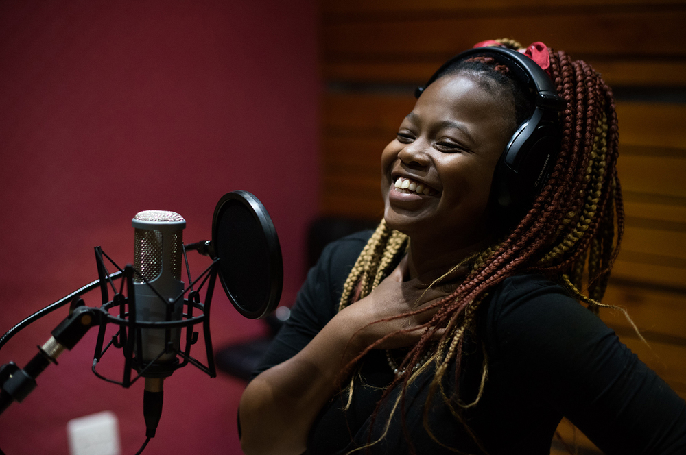 One of the most amazing voices in Swaziland belongs to 17-year-old, Ncobile