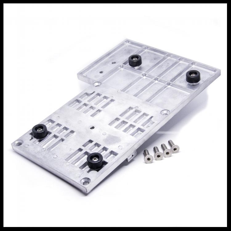 bottom plate assembly