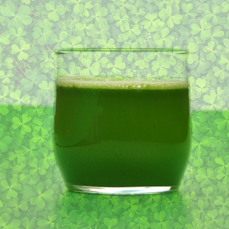 Luck O' the Irish - It's good to be Irish, green is good.