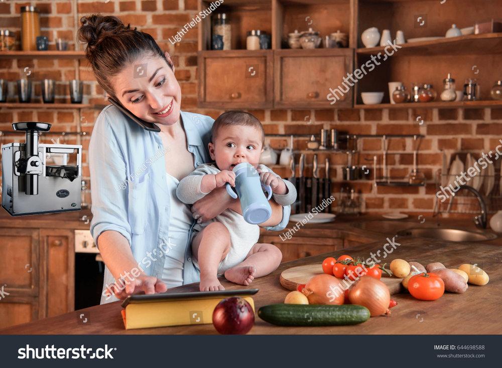 Baby Foods & Purees. - Norwalk Juicers, model 290 saves you money.