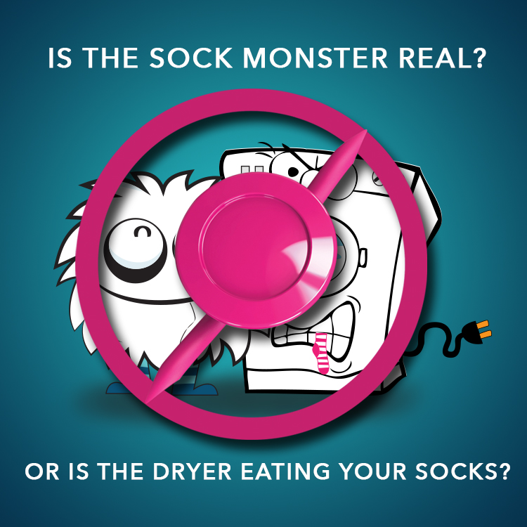 sock monster