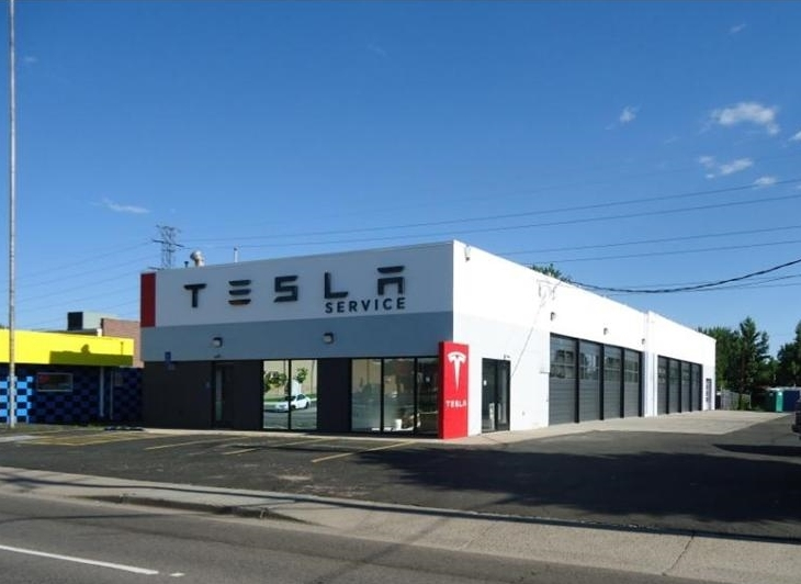 TESLA Motors | Denver