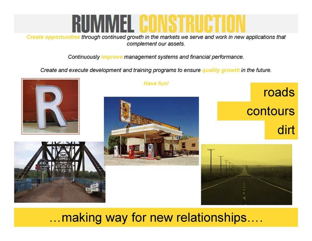 Rummel Construction Offices | Scottsdale