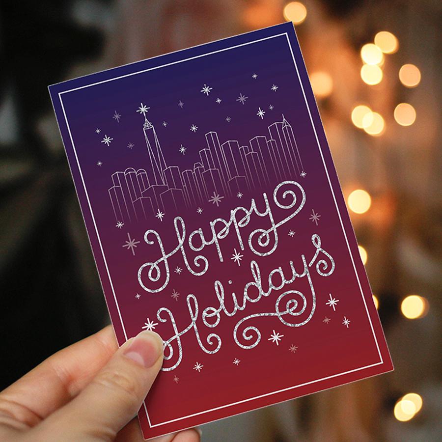 EGR INTERNATIONAL  / Holiday Card