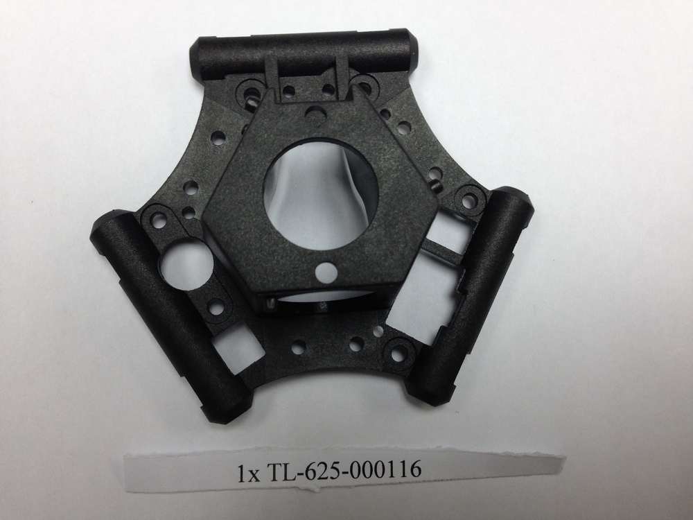 End effector - top plate