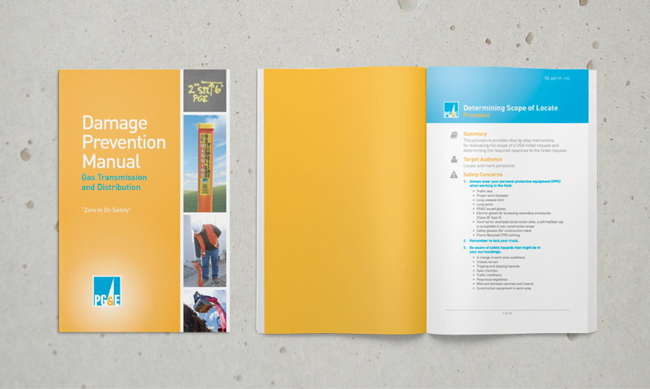 Flight Design Co. | PG&E Manual