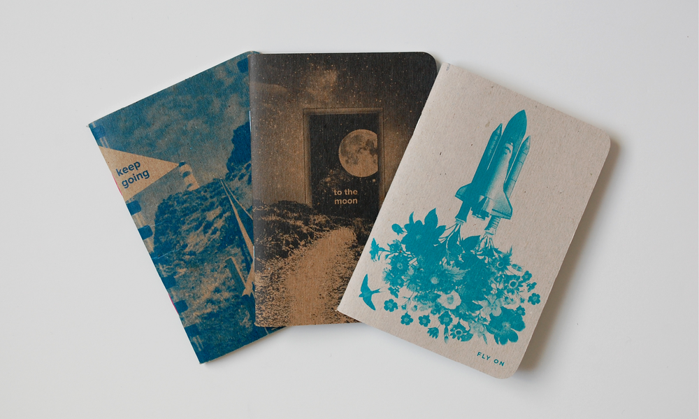 Notebooks by Flight Design Co.