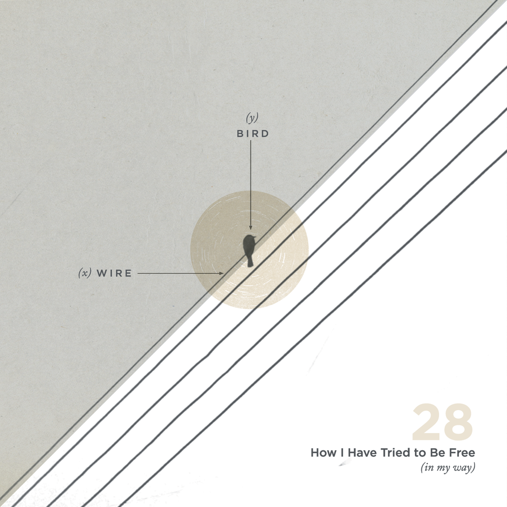 """No. 28 - """"Bird on the Wire"""" by Leonard Cohen"""