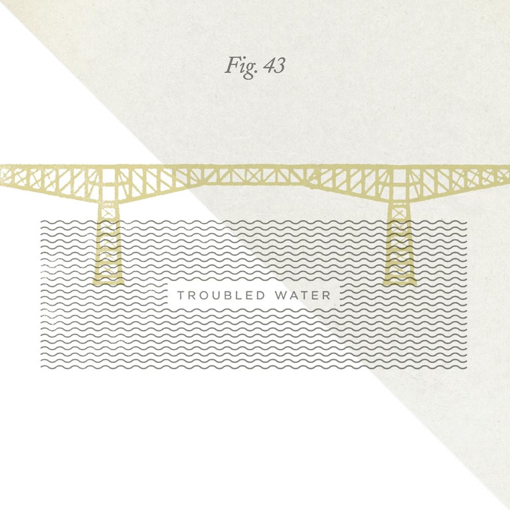 "No. 43 - ""Bridge over Troubled Water"" by Simon & Garfunkel"