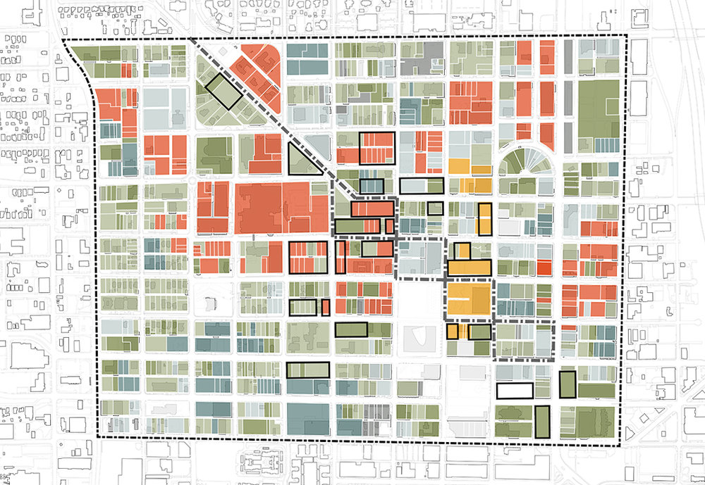 OKC Midtown Master Plan -