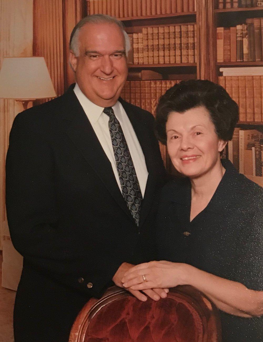 Stewart & Carol Huey