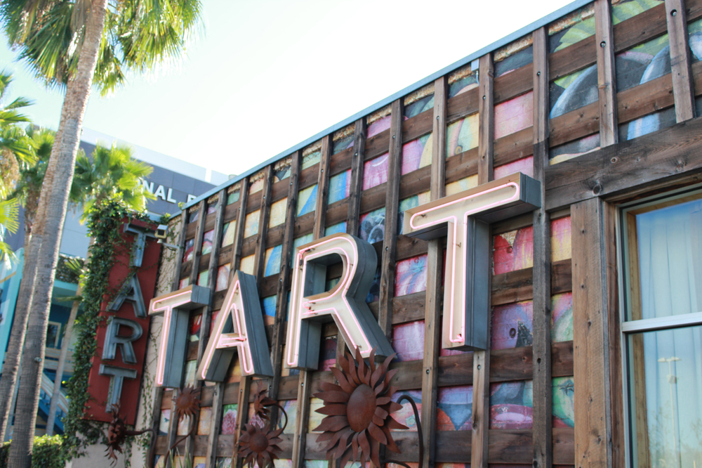 DTBD | TART Los Angeles The Grove Brunch