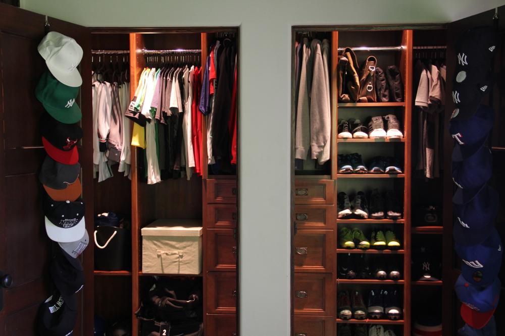Man Cave Closet