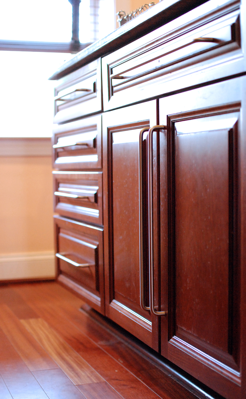 Stainless Steel Cabinet Pulls