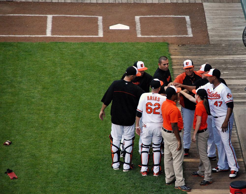 Baltimore Orioles Bullpen