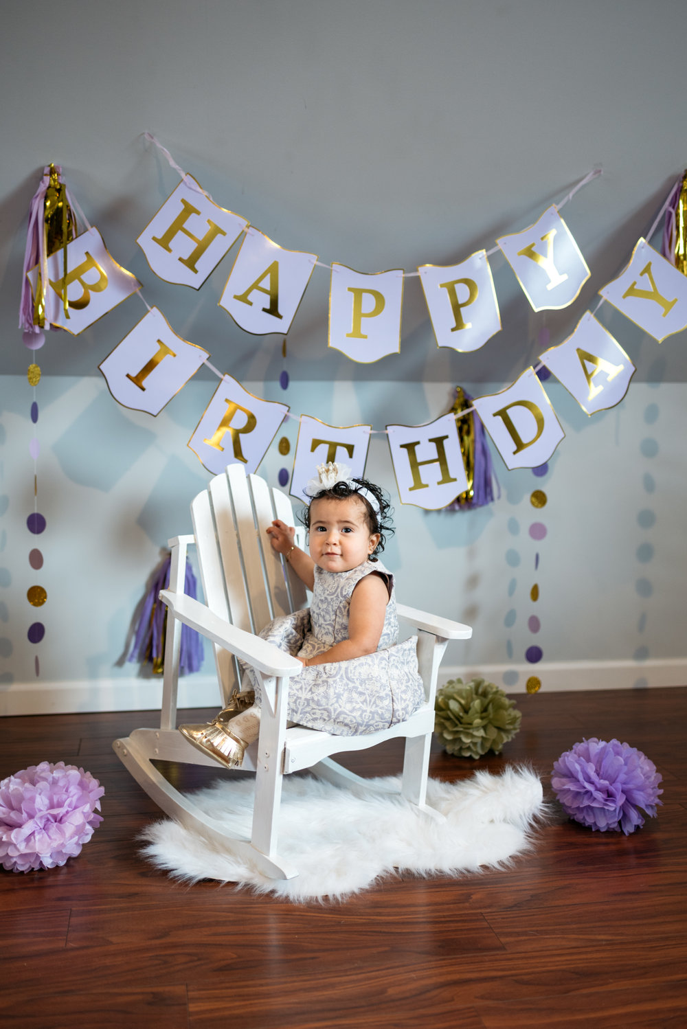 Posted In Children Cake Smash Tags First Birthday Baby Girl Valentina Raine Photos Portrait Photographer