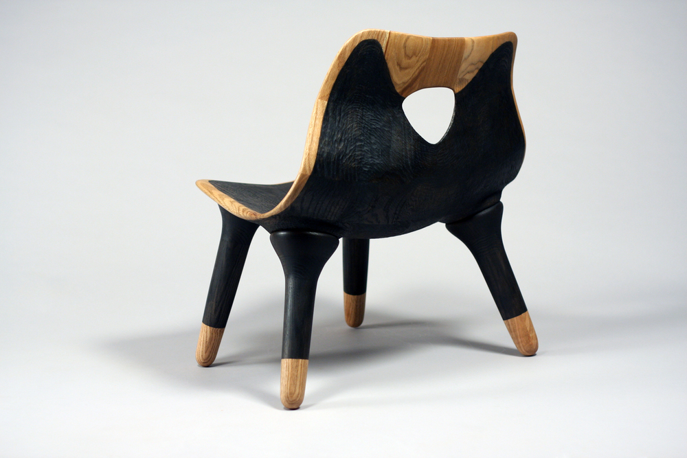 Black Hole Chair no.1
