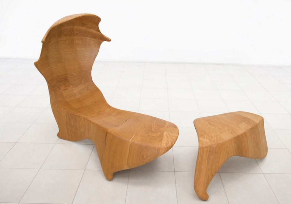 Cocoon Bench  / 2013