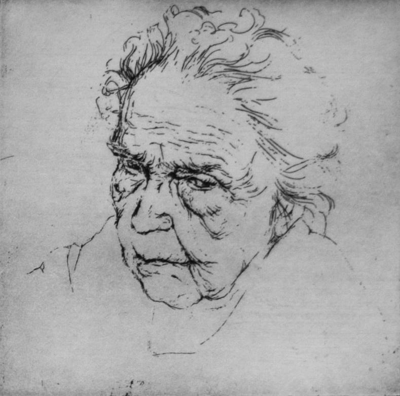 Great Grandma study II