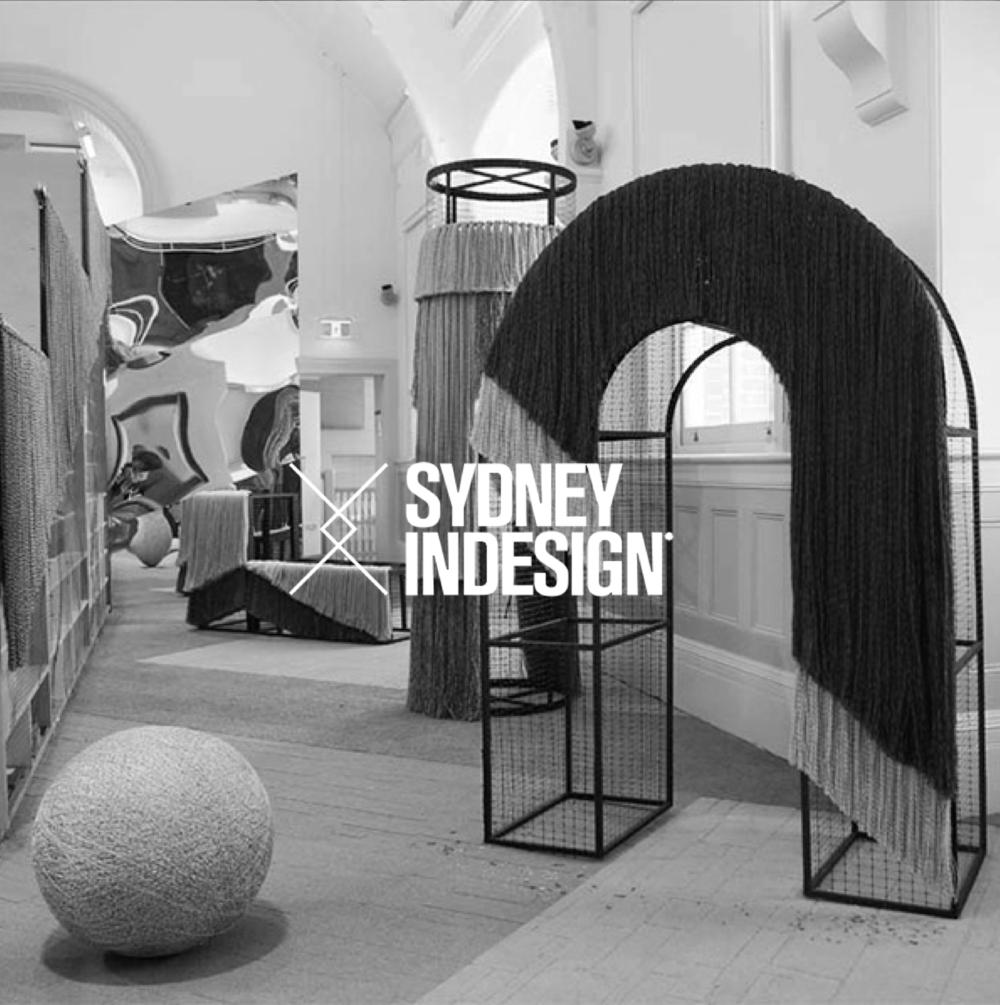 SYDNEY INDESIGN Artist's Talk, 2015 / Panellist