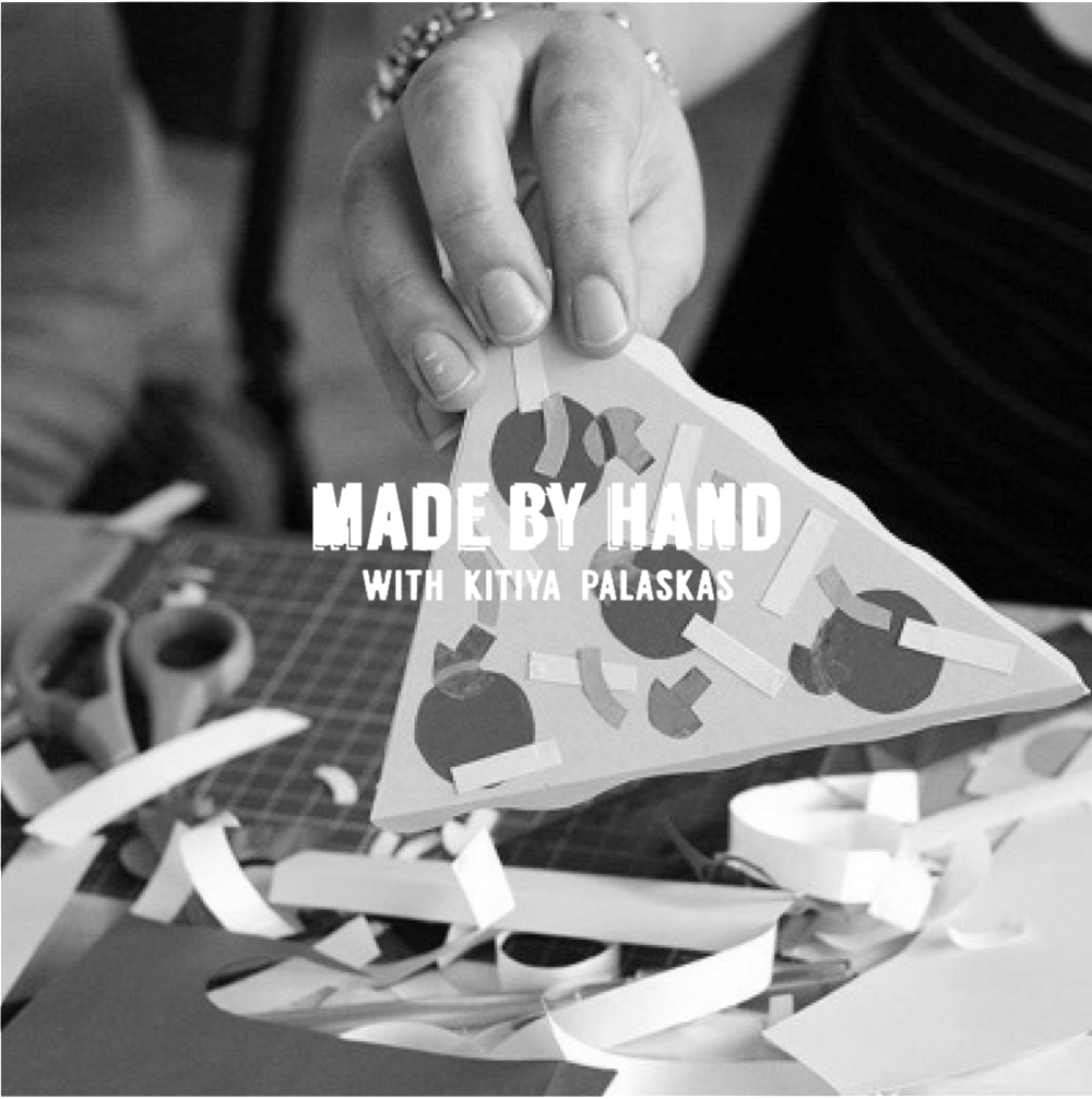 MADE BY HAND Radio Program, 2013 / Interviewee