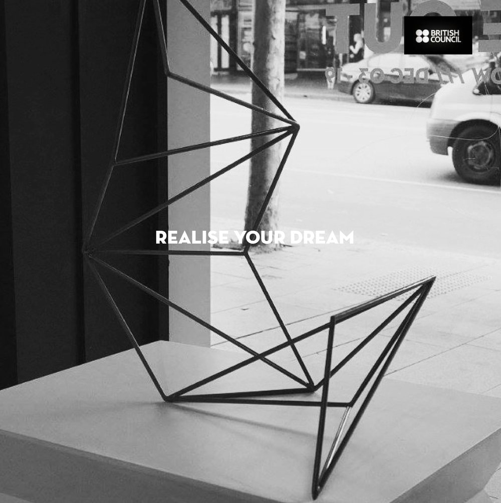REALISE YOUR DREAM Finalist, 2013 / Speaker