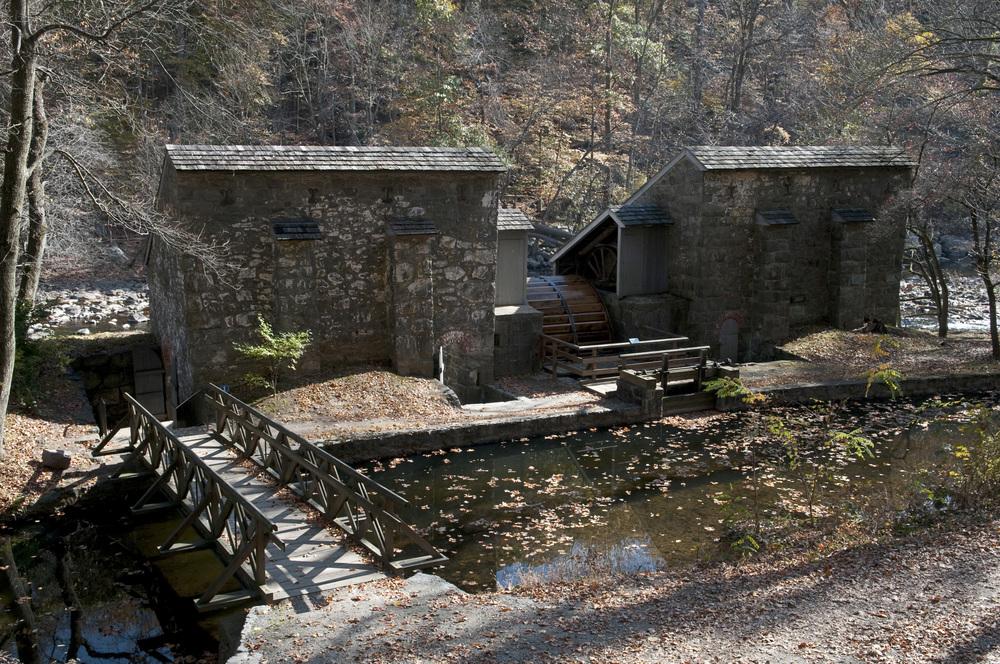 Powder mills Hagley Museum