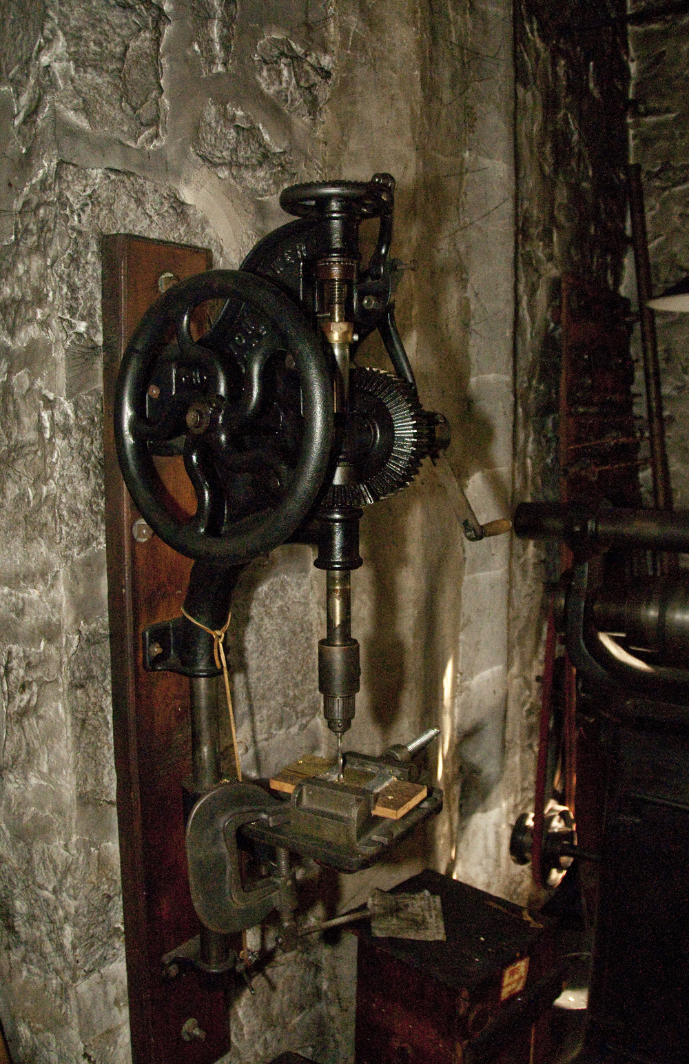 machine shop Hagley Museum